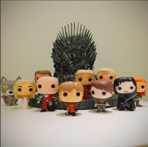 What is this, an iron throne for ants?